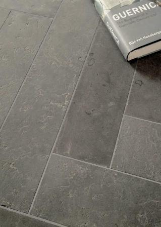 Nile Grey Limestone | Honed Marble