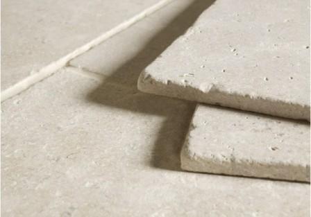 sinai pearl limestone | tumbled tile