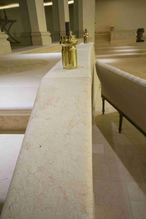 Brushed marble | Egyptian marble