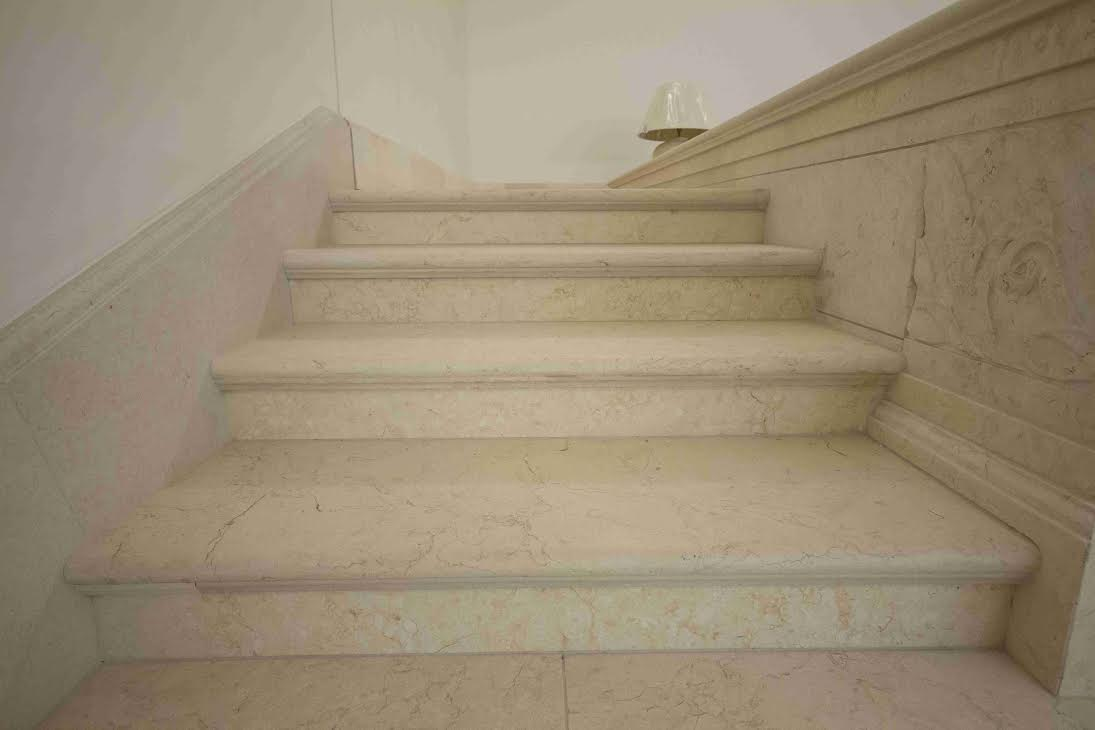 brushed stone | Egyptian stone