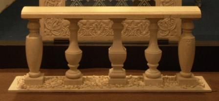 Balustrade Marble - Marble in Egypt
