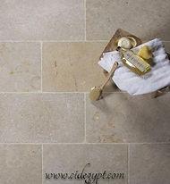 Dijon Tumbled Limestone - Egyptian Limestone - Limestone Tiles - Tumbled Marble - Egyptian Marble - CID Egypt