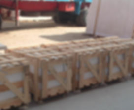 Egyptian marble tiles - marble packing - import marble from egypt