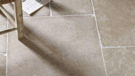 sinai pearl | tumbled marble floor
