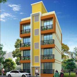 Residential Building in Nerul, Navi Mumbai