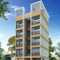 Resident Building at Turbhe, Navi Mumbai
