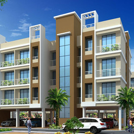 Resident Building at Panvel