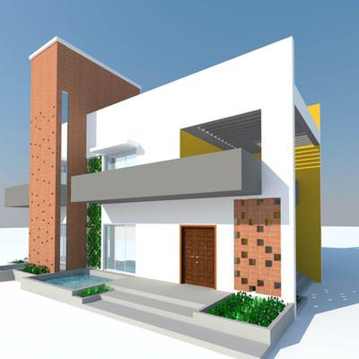 Proposed Bungalow at Panvel