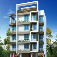 Residential Building at Karanjade