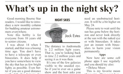 Boerne Star Monthly Feature