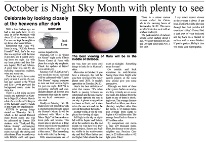 October Boerne Star Article.png