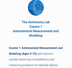 Outschool Astronomy Classes from Amy Jackson