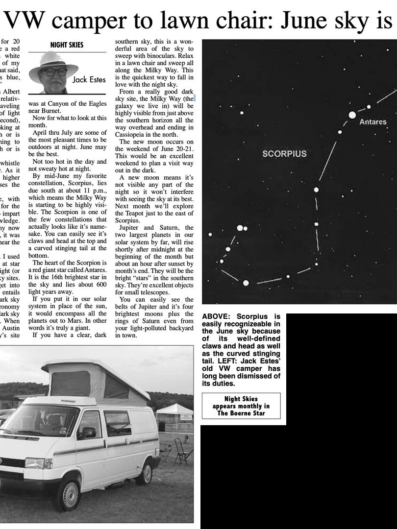 Boerne Star  June 2020