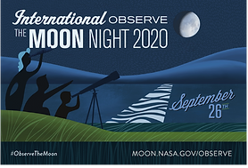 International Observe the Moon Night