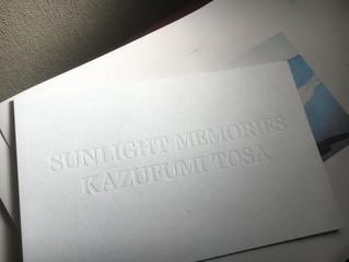 写真集「SUNLIGHT MEMORIES」発売します。