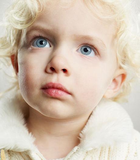 Blonde Baby Boy