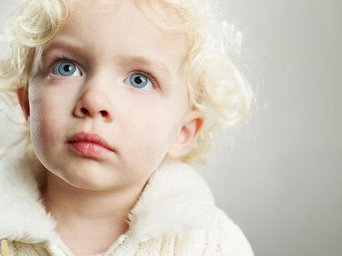 Modèle FICHE EP1 CAP AEPE Soin CRECHE le DRP avec un enfant de 24 mois