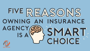 5 Reasons Owning an Insurance Agency is a Smart Choice
