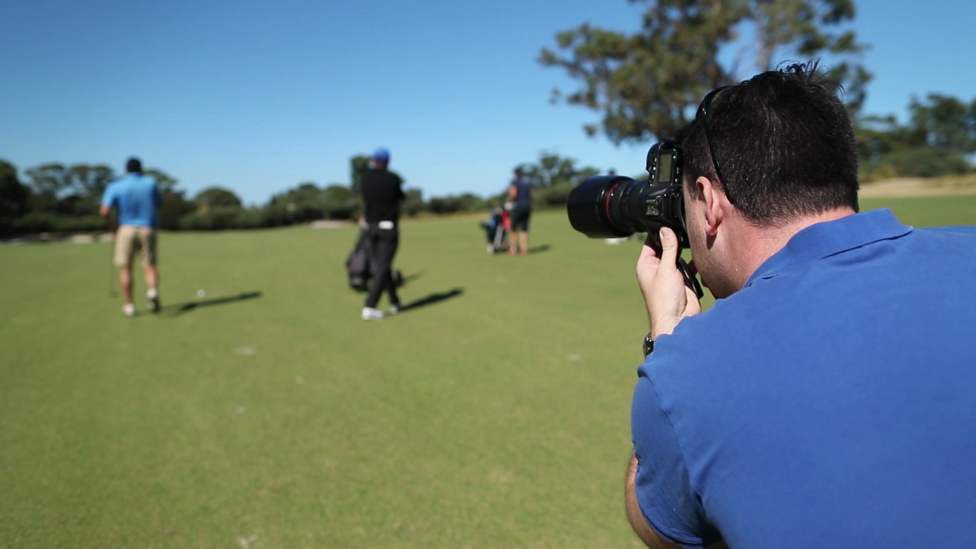 One Photographic Golf coverage