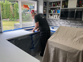 Kitchen Pour