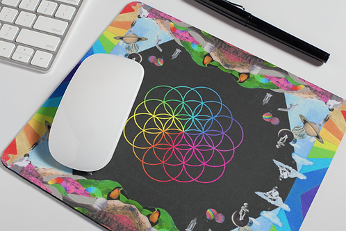 Mouse Pad - Coldplay