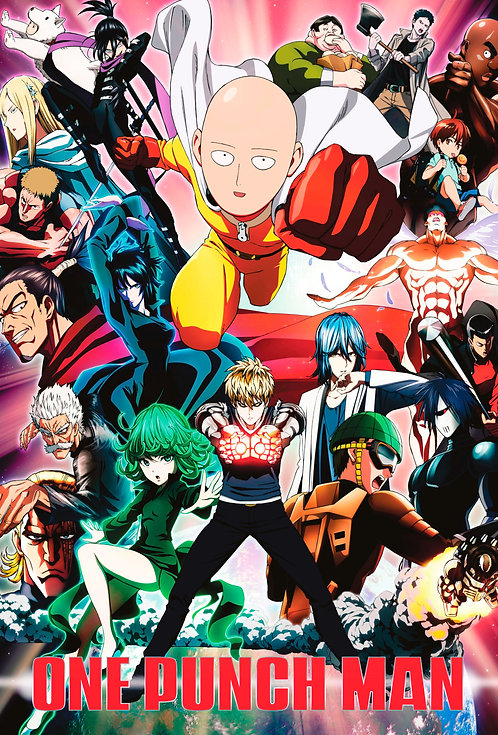 Poster One Punch Man