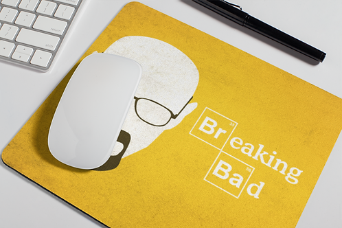 Mouse Pad - Breaking Bad