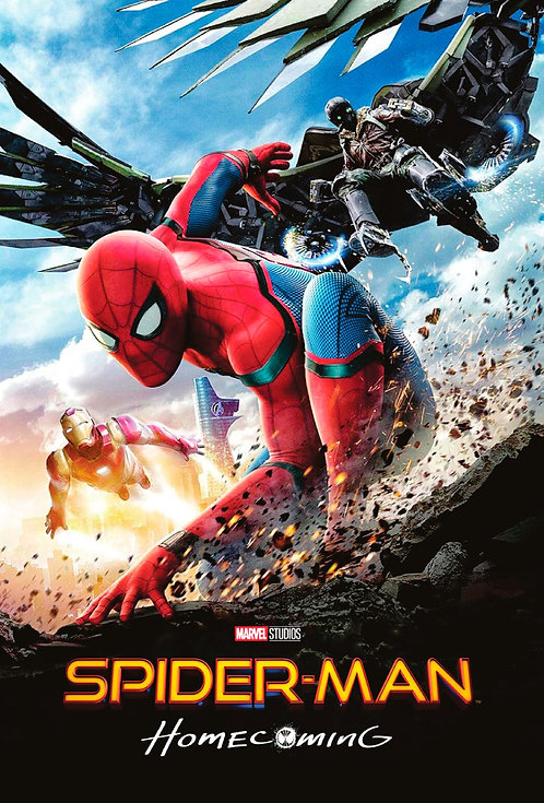 Poster Spider-Man: Homecoming