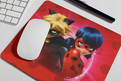 Mouse Pad - Miraculous