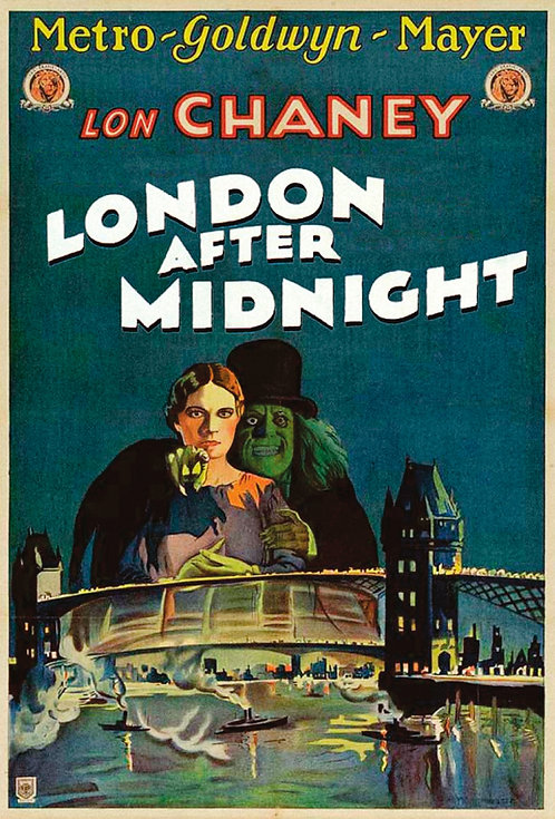 Poster London After Midnight