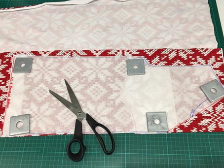 Sewing Tutorial - Christmas Vest - Step 2