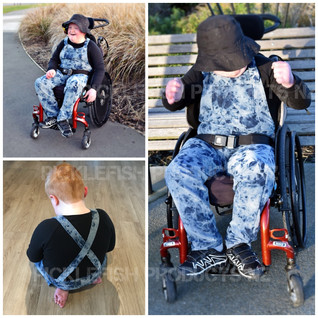 Adapted Wheelchair Friendly Clothing
