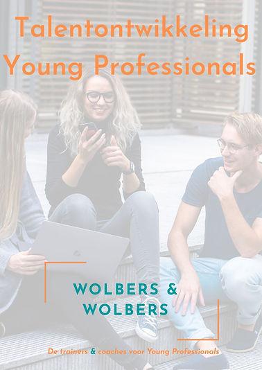 Brochure Masterclass Talent Ontwikkeling