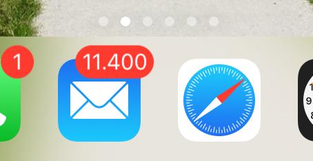 Minder mailen voor minder afleiding!