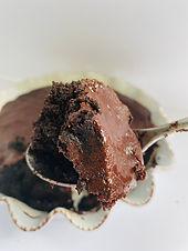 Chocolate Pudding Cake- Keto, Low Carb, Gluten Free