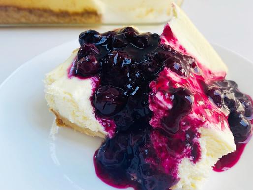 LowCarb Ricotta Cheesecake