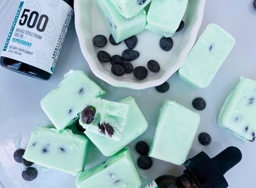 Mint Chocolate Chip CBD bites