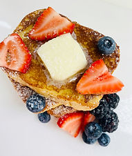 Keto/Low Carb French Toast