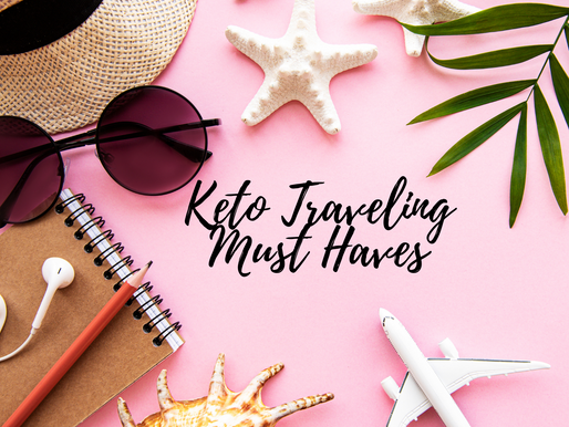 My Keto Traveling Must Haves
