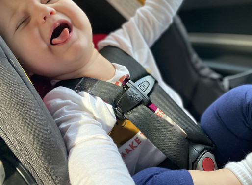 CBD & Me- Part 1   The Toddler Chronicles    Teething and Severe Separation Anxiety