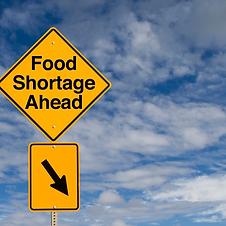 Food Shortages Ahead?