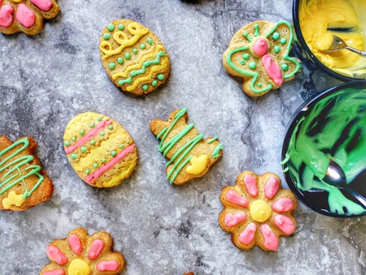 The Best Sugar Cookies (Keto, Low Carb, Option for Dairy Free)