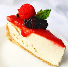 Dairy Free Cheesecake - Keto/LowCarb