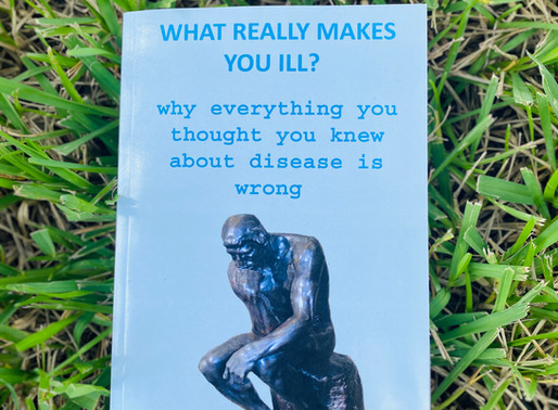 Recommended Books- What Really Makes Us Ill?