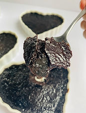 Death By Dark Chocolate Creme Brulee