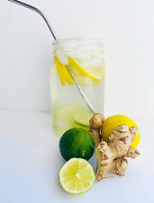 The Health Benefits of Drinking Ginger and Citrus Water