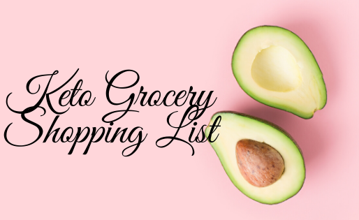 Keto Grocery Shopping List - Getting Started