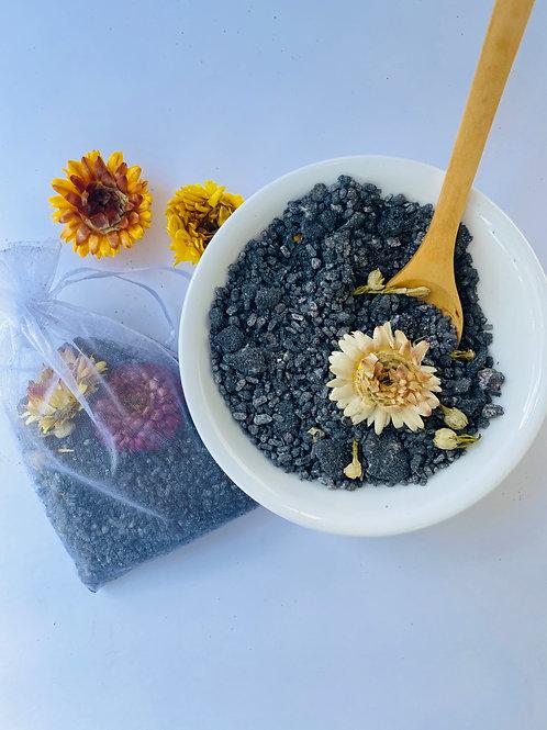 Senses Renewed- Activated Charcoal Detox Bath Soak Mix