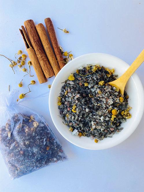 Sensitive Connection-Milk, Honey, & Chamomile Soothing Bath Soak