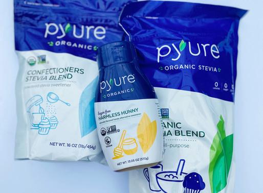 BIG NEWS with Pyure Organic!!